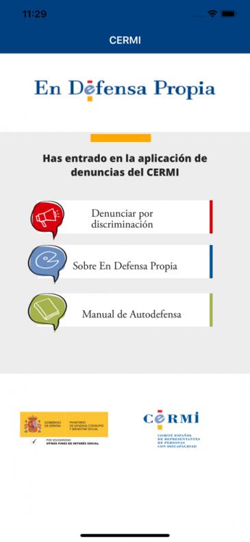DefensaPropia-menus