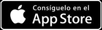 Botón para descargar en el App Store