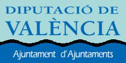 Logo Diputació de València y Ajuntament d'Ajuntaments